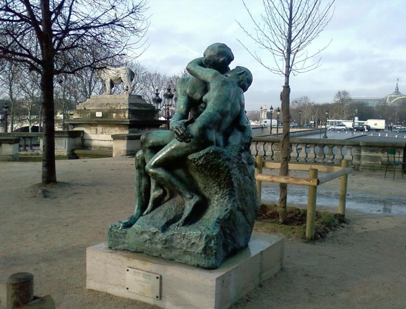 Paris 1 tuileries - Sculpture jardin des tuileries ...