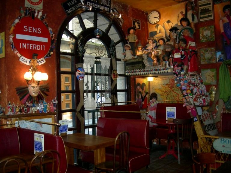 Cafe Insolite Saint Malo